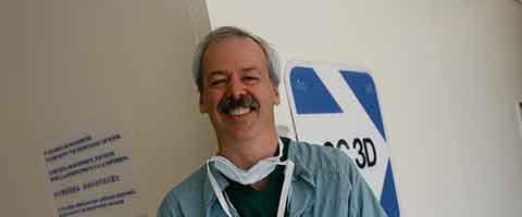 Jim Marks at Zuckerberg San Francisco General Hospital