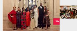 UCSF Anesthesia and Perioperative Care attendees at the UCSF Black Caucus' 30th Annual Black Heritage Month Gala