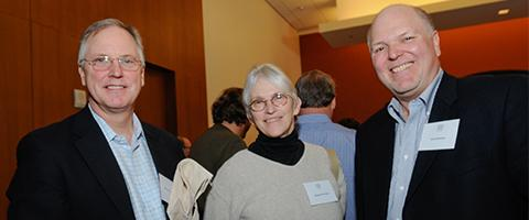 Dr. Cahalan and colleagues at the UCSF Anesthesia and Perioperative Care 50th Anniversary celebrations