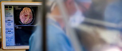 Neurosurgeon Edward Chang performs an awake brain surgery at UCSF.