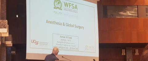 Global anesthesia, global health and anesthesia, global anesthesia fellowship